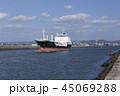 三池港 港 海の写真 45069288