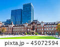 東京駅 駅前広場 駅の写真 45072594
