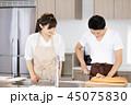 ライフスタイル 夫婦 料理 45075830
