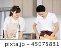 ライフスタイル 夫婦 料理 45075831