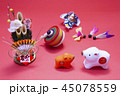 猪 亥年 正月の写真 45078559