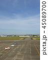 県営名古屋空港 滑走路 45089700