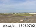 県営名古屋空港 滑走路 45089702