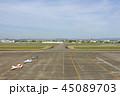県営名古屋空港 滑走路 45089703