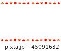 フレーム 背景 正月のイラスト 45091632