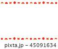 フレーム 背景 正月のイラスト 45091634