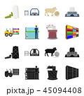 マシン マシーン 機械のイラスト 45094408