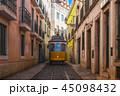 鉄道 ポルトガル 路面電車の写真 45098432