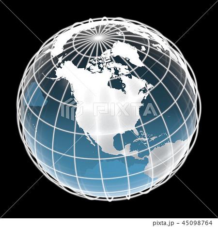 地球, 世界, 北アメリカ 45098764