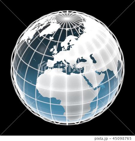 地球, 世界, ヨーロッパ 45098765