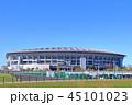 快晴の日産スタジアム 45101023