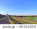 港北区小机近辺と首都高速 45101024