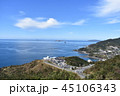 海 海岸 風景の写真 45106343