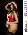 happy miss santa 45112452