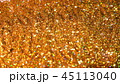 Glittering brilliance .Golden glimmered seamless loop abstract motion background 45113040