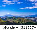 富士山 風景 空の写真 45115370