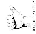 ベクタ ベクター ベクトルのイラスト 45122296