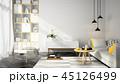 デザイン 柄 インテリアのイラスト 45126499