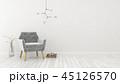 インテリア 空間 部屋のイラスト 45126570