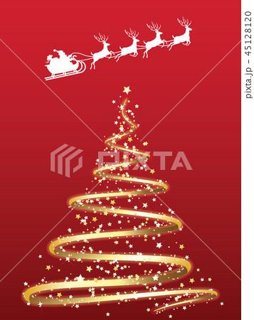 クリスマスツリー 45128120