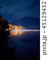 富士山 山中湖 紅葉まつりの写真 45129452