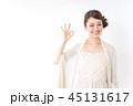 人物 女性 アジア人の写真 45131617