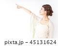 人物 女性 若い女性の写真 45131624
