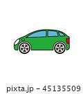 車 自動車 ベクターのイラスト 45135509