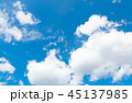 飛行機 飛行 空の写真 45137985