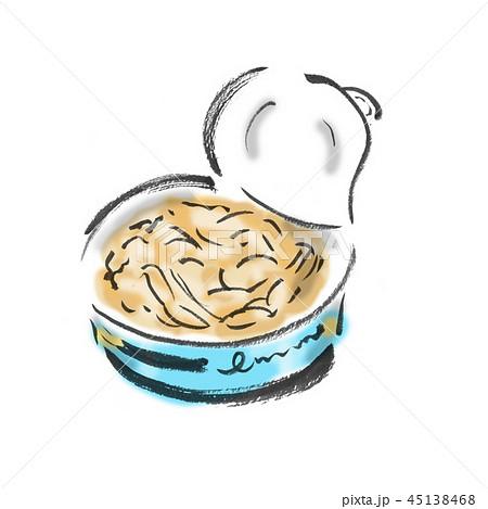 ツナ缶のイラスト素材 45138468 Pixta