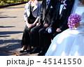 ウェディング タキシード 結婚の写真 45141550