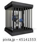 投獄された哀れなロボット 45141553