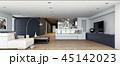 空間 部屋 暮らしのイラスト 45142023