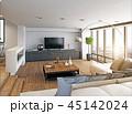 空間 部屋 暮らしのイラスト 45142024
