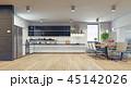 キッチン 厨房 台所のイラスト 45142026
