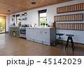 キッチン 厨房 台所のイラスト 45142029
