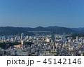 広島市 街並み 都市の写真 45142146
