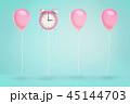 バルーン 風船 立体のイラスト 45144703