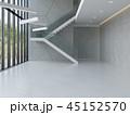 現代 フロア 床のイラスト 45152570