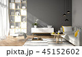 立体 3D 3Dのイラスト 45152602