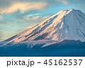 富士山 富士 夜明けの写真 45162537