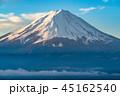富士山 富士 夜明けの写真 45162540