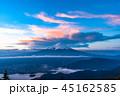 富士山 富士 夜明けの写真 45162585