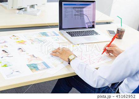 ビジネスマン、デザイナー 45162952