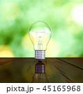 バックグラウンド 明かり 電球のイラスト 45165968