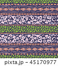 African ethnic pattern design violet purple dots abstract seamless print with animal skin spots. 45170977