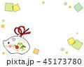 亥の土鈴のテンプレート 45173780