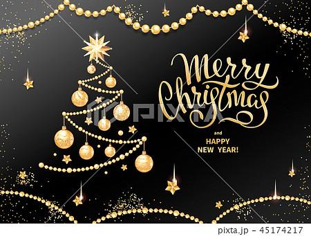 Merry Christmas decoration 2019 45174217