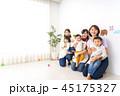託児所 保育士 子供の写真 45175327