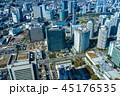 横浜 みなとみらい 都市風景の写真 45176535